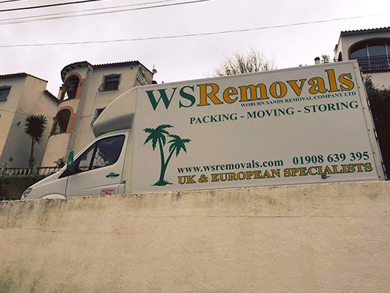 WS Removals - Euro Moves