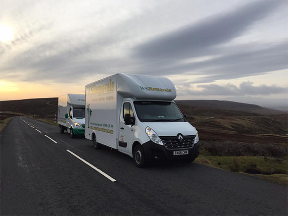 WS Removals - UK Moves